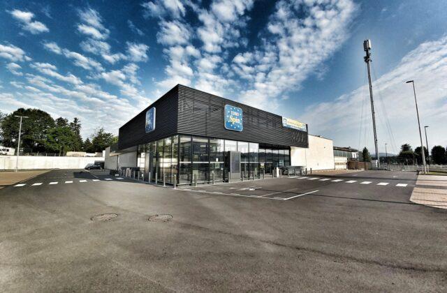 Eurospin Shopping Centre in Brdo