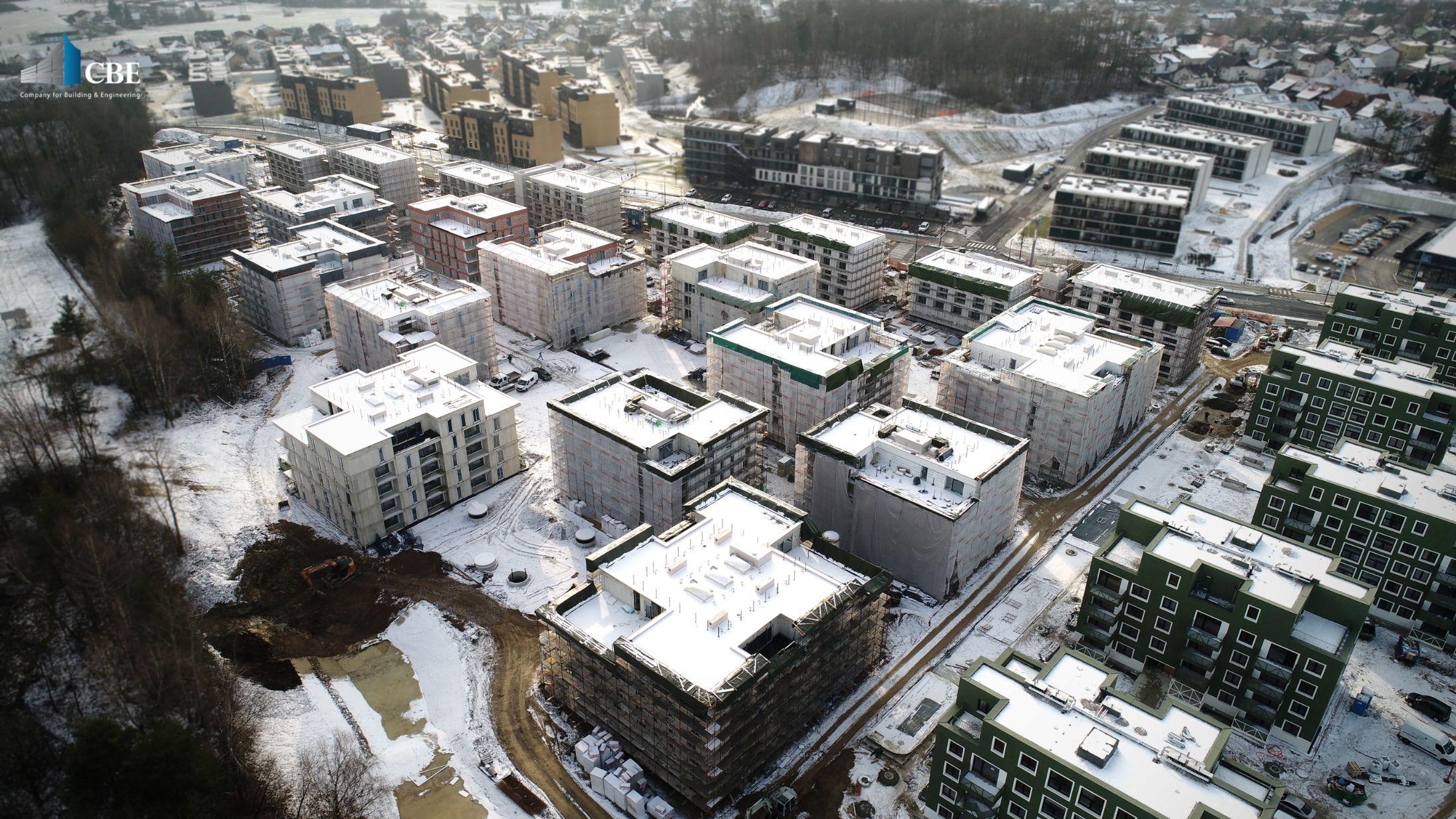 Novo Brdo residential complex