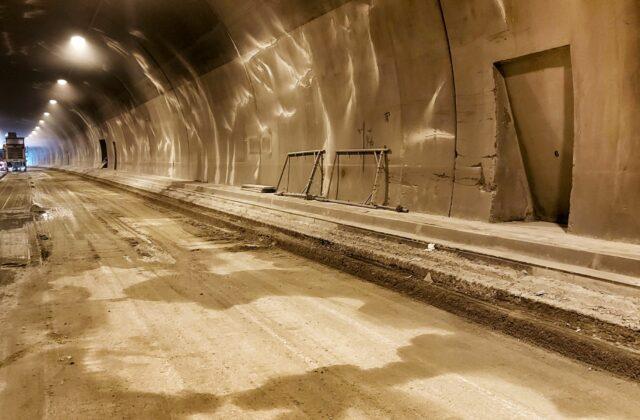 Golovec Tunnel