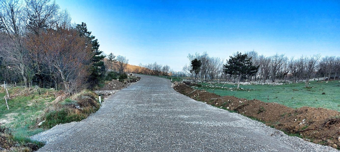 Rekonstrukcija ceste Podpeč – Rakitovec