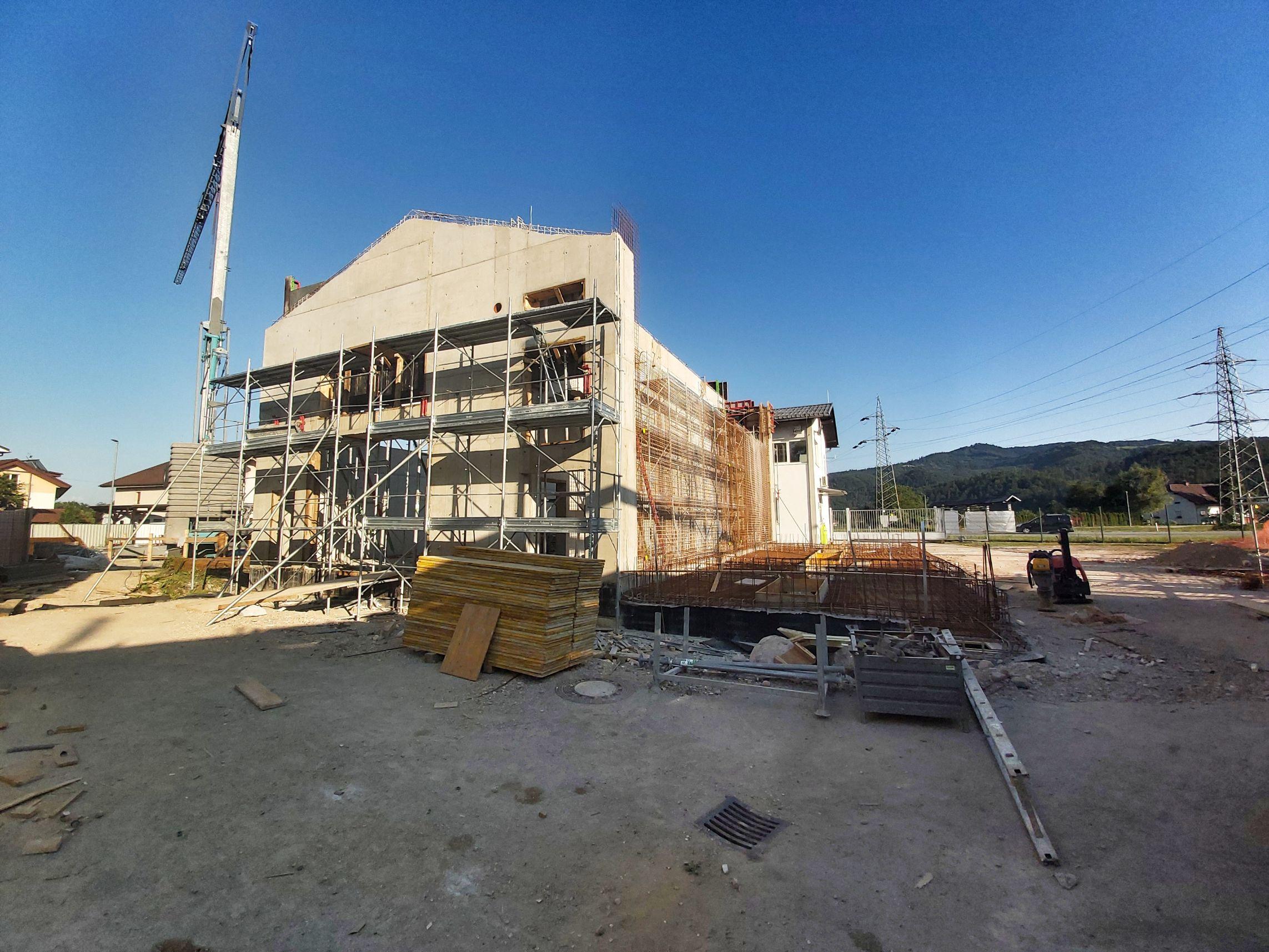 RTP, razdelilna transformatorska postaja, Škofja Loka